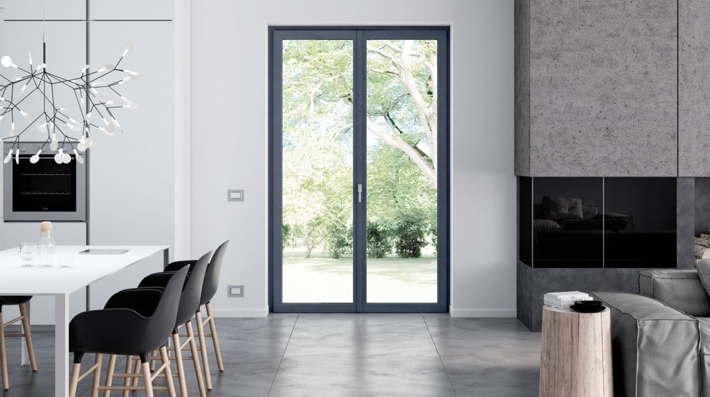 Oknoplast roma porte e finestre roma - Profili per finestre ...
